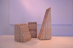 """Beeldhouwcentrum = Communicatie, conversatie, prestatie, presentatie, confrontatie; """"Geboorte van een Landschap"""" Jehannes 3-2-2012"""